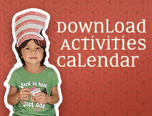 Download Activities Calendar